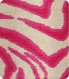 Fabric Ideas online fabric, lewis and sheron, lsfabrics - Ikat Fabric, Pink Fabric, Cool Fabric, Painting Wallpaper, Fabric Wallpaper, Wallpaper Ideas, How To Make Clothes, Pink Zebra, Gorgeous Fabrics