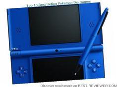 Top 10 Best Selling Pokemon DSi Games
