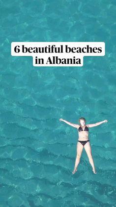 Albania Beach, Albania Travel, Travel Guides, Travel Tips, Most Beautiful Greek Island, Europe Bucket List, Europe Destinations, Beach Photography, Travel Essentials
