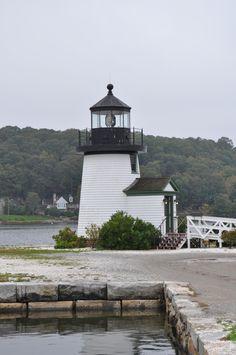 Mystic, #CT #Lighthouse http://dennisharper.lnf.com/