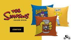 Divertidos e mundialmente conhecidos, os Simpsons saíram das telinhas da TV para ganhar espaço, também, na decoração da sua casa e fazer parte do seu dia a dia, graças aos inúmeros itens da coleção oficial The Simpsons. Confira!  #thesimpsons #simpsons #bartsimpson #margiesimpson #homersimpson #lisasimpson #maggiesimpson #decor #trend #homedecor #carrodemola #comprardecoracao.