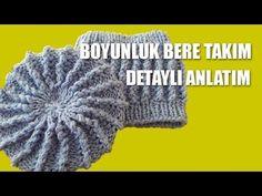 Mahi Karpinar shared a video Knitted Hats, Crochet Hats, Loose Braids, Simplicity Patterns, Crochet Videos, Sewing Patterns, Winter Hats, Knitting, Crafts