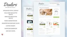 Dealers – Daily Deals WordPress Theme
