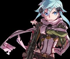 This HD wallpaper is about Sion of GGO digital wallpaper, Sword Art Online, Sinon (Sword Art Online), Original wallpaper dimensions is file size is Sword Art Online Kirito, Vocaloid, Sinon Ggo, Avatar, Otaku, Asada Shino, Gun Gale Online, Blue Haired Girl, Sword Art Online Wallpaper