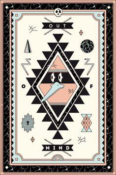 Magic Carpets by WE ARE BÜRO BÜRO , via Behance