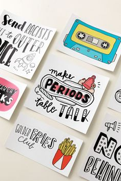 Luloveshandmade Shop Update with Illustrations and Handletterings Longboard Decks, Super Happy, New Shop, Happy Day, Sticker Design, Love Songs, Fundraising, Are You The One, Cool Designs
