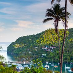 Brides.com: The World's Top 20 Honeymoon Destinations. 4. St. Lucia. What makes St. Lucia a prime honeymoon destination? It's world-renowned for its all-inclusive resorts, among the best in the Caribbean. St. Lucia-bound newlyweds also enjoy tropical weather and scenery, endless beaches, rain forests, gardens, national parks, and a drive-in volcano. That's a lot of adventure for a teeny-tiny island.