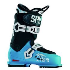 Salomon SPK's - best looking ski boots out there!! But why don't they make em for girls?