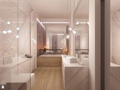 Łazienka styl Eklektyczny - zdjęcie od TISSU Architecture - Łazienka - Styl Eklektyczny - TISSU Architecture Bathroom Lighting, Mirror, Furniture, Home Decor, Fabric, Homemade Home Decor, Bathroom Vanity Lighting, Mirrors, Home Furnishings