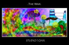 The War- The Art of Stephen Guptill