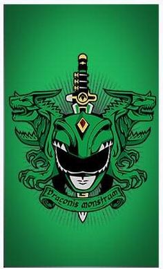 Mighty Morphin' Green Ranger