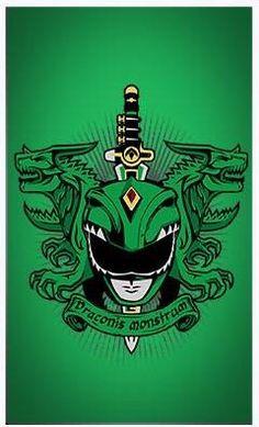 mighty morphin green ranger wallpaper - photo #26