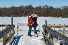 Renate and Claus - Cleary Lake Winter Engagement Photography - Minnesota Wedding Photographer - RKH Images Winter Engagement, Engagement Shoots, Engagement Photography, Prior Lake, Place To Shoot, Cold Day, Sunny Days, Minnesota, Wedding