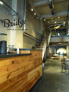 Bridge 合羽橋 BY Little Nap COFFEE STAND : Bonne Journee