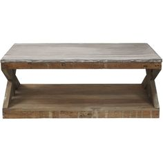 I pinned this Ellington Coffee Table from the Brownstone event at Joss and Main!