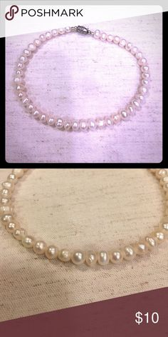 Gorgeous Fresh Water Pearl Anklet Gorgeous Fresh Water Pearl Anklet Jewelry