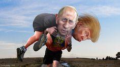 EUA - Donald Trump pode ser o Cavalo de Tróia russo? Análise