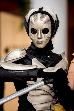 Dark elf cosplay from Thor dark world