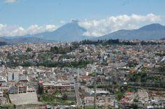 Ambato Ecuador Photos   desarrollo con el paso del tiempo ambato ha crecido notablemente