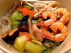 Hotpot Noodle Soup