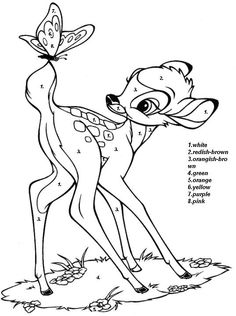 Fine Bambi Coloriage En Ligne that you must know, Youre in good company if you?re looking for Bambi Coloriage En Ligne Deer Coloring Pages, Cartoon Coloring Pages, Christmas Coloring Pages, Coloring Pages To Print, Free Printable Coloring Pages, Adult Coloring Pages, Free Coloring, Coloring Pages For Kids, Coloring Sheets
