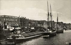 Stettin Hafenpartie