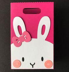 Mama Elephant Favor Bag Accessory - Bunny