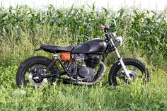 1982 yamaha xs400 heritage special cafe racer - Google Search
