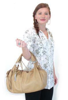Nicoli Italian Luxury Leather Purse find it @ venicebuysmasks.com