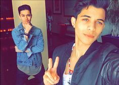 The two hottest singers of CNCO I Love Him, Just Love, Brian Colon, Ricky Martin, Best Friend Goals, He's Beautiful, Funny Me, Fan, Perfect Man