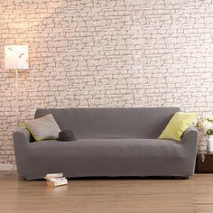 Housse de canapé 3 places bi-extensible LISA Comptoir des toiles