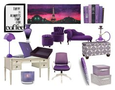 """""""Smokin' Hookah In My Home Office"""" by lacy-duesterhaus ❤ liked on Polyvore featuring Lily and Lionel, Speck, &Tradition, HAY, C. Wonder, LSA International, Eichholtz and home office"""