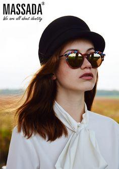 Brilhos da Moda: Óculos Massada Eyewear