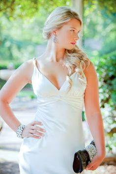 """Black Swan"" Bridal Accessories by Aubre's Bridal"