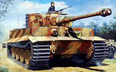 Panzerkampfwagen Panzer VI Tiger I
