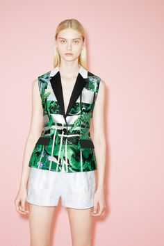 Peter Pilotto Resort 2014 Collection Slideshow on Style.com