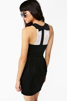 Alexa Bow Dress