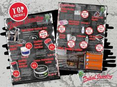 Our may 2017 flyer with all our special offers - download now! #tattoobedarf #tattooequipment #tattoosupply #tribaljewelrysupply #tattoosupport #tattoospecialoffers #tattooangebote #tattoopro #tattoostuff #tätowierbedarf