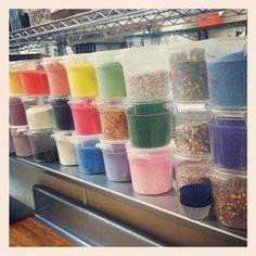 Taste the Rainbow! #cupcakempls
