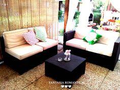 Fantasia Romantica by Francesca Peruzzini for Summer Brithday Green & Pink ♥ Events in Florence, Italy www.fantasiaromantica.com