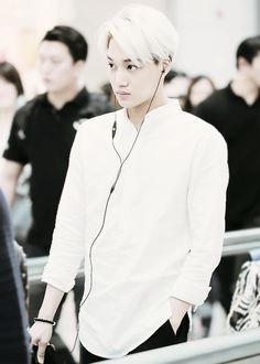 #kai #exo looking like an angel! :D