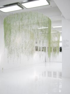 "BAKOKO has designed installation ""Living Room"" at 3331 Arts Chiyoda in Tokyo, Japan."