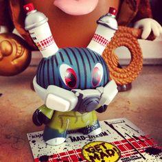 Kidrobot, dunny