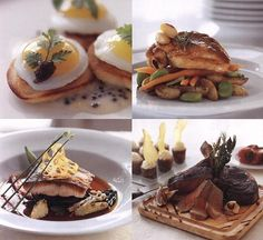 Gourmet Food food-and-drink
