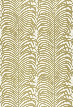 Beverly Drive Palm Leaf Fabric  [FAB-53607] Mansion Living | DesignerWallcoverings.com | Luxury Wallpaper | @DW_LosAngeles | #Fabric #Interiors