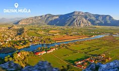 A #Dalyan day trip from #Fethiye, #Oludeniz, #Hisaronu, #Ovacik or #Calis is one of the most popular excursions and tours for tourists to visit the famous ancient Dalyan tombs, hot springs, mud bath, and of course the opportunity to see the huge and rare turtles Caretta Caretta turtles.