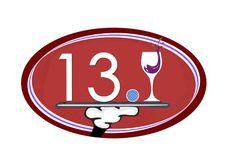 Wine and Dine Half Marathon Inspired 3x5 Magnet  by RunningMagnets