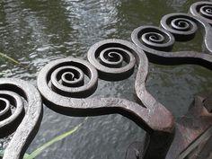 Wrought Iron Swirls by floatypoe, via Flickr