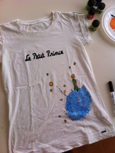 DIY - Le petit Prince T-shirt