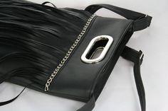 Lora čierna - strapce